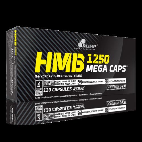 HMB MEGA CAPS
