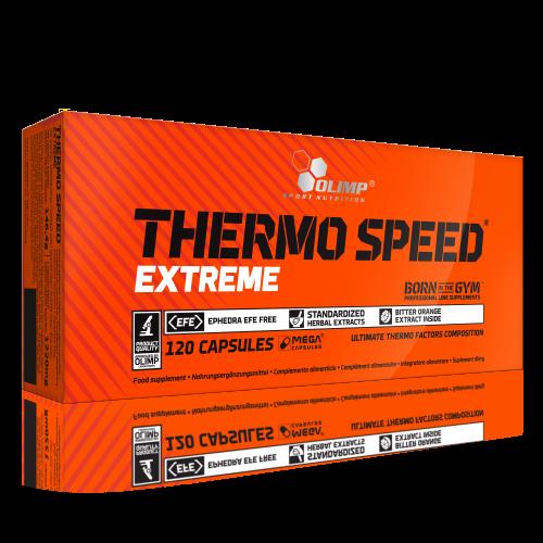 OLIMP - THERMO SPEED EXTREME MEGA CAPS