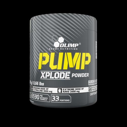 Pump-xplode