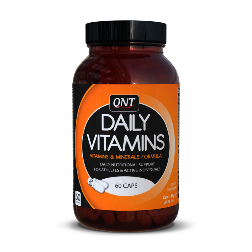 QNT - DAILY VITAMINS 60 CAPS