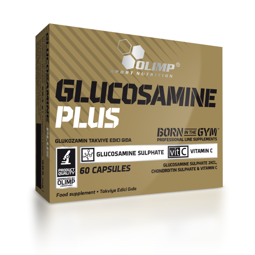 GLUCOSAMINE PLUS SPORT EDITION