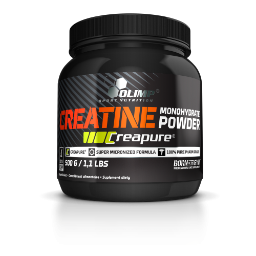 CREATINE MONOHYDRATE POWDER (Creapure®)
