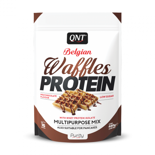 QNT - PROTEIN WAFFLES